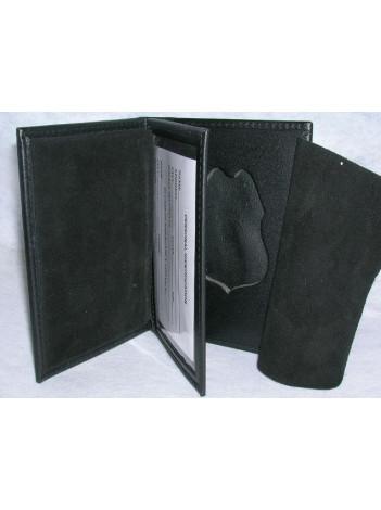 FWS, TRI-FOLD BADGE CASE, 878081