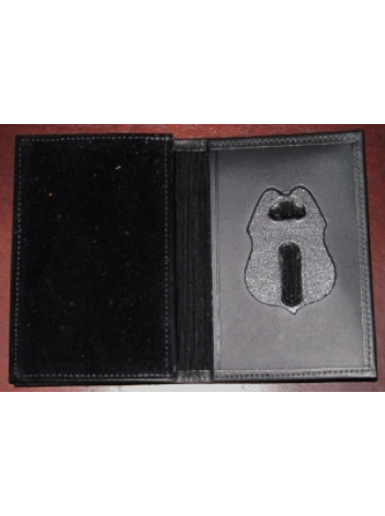 TRI FOLD BADGE CASE 081