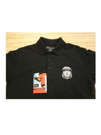 ICE 5.11 PROFESSIONAL POLO W/ UNIFORM ICE PATCH