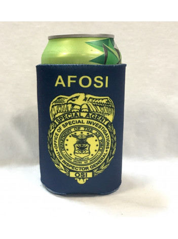 AFOSI COLLAPSABLE COOZIE