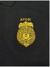 AF OSI,  POLO SHIRT W/ BADGE K500