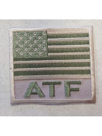 ATF FLAG PATCH