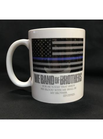 BAND OF BROTHERS 11OZ COFFEE MUG
