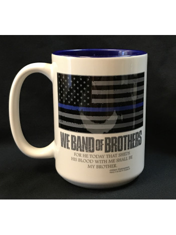 BAND OF BROTHERS 15OZ COFFEE MUG