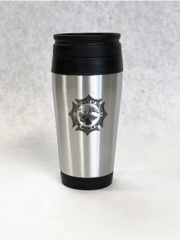 BOP INSULATED TUMBLER WITH PEWTER BADGE 234654
