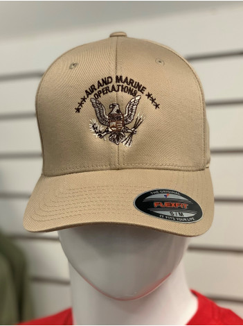 AIR & MARINE HAT, FLEX FIT