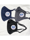 ADJUSTABLE FACE MASK W/ NEW CBP SEAL
