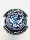 CBP FIELD OPERATIONS SHOULDER PATCH