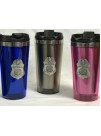 CBP INSULATED TUMBLER WITH PEWTER BADGE 234654