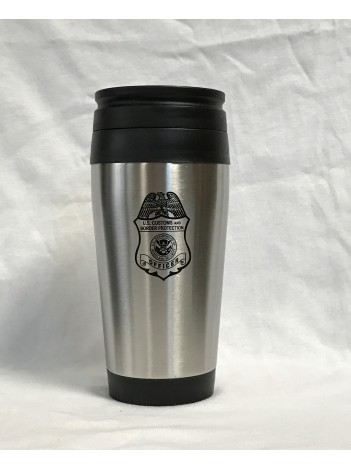 CBP FIELD OPERATIONS TRAVEL MUG 428