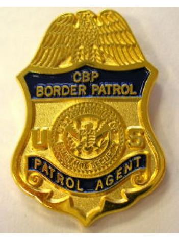 CBP BORDER PATROL TIE PIN, 5368