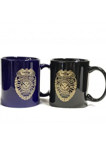 CIS OFFICER 11 OZ COFFEE MUG
