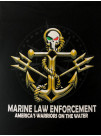 KID'S MARINE LAW ENFORCEMENT T-SHIRT