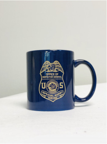 HUD-OIG SPECIAL AGENT COFFEE MUG