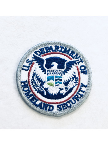 DHS SEAL PATCH 2 1/2""