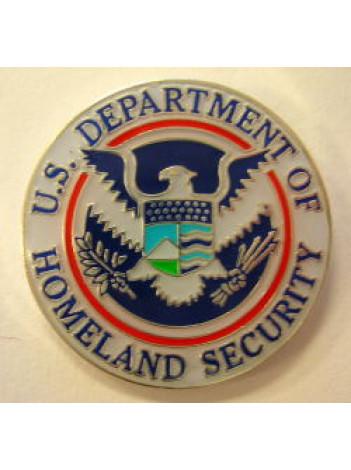 DHS SEAL TIE PIN 221555