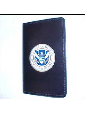 DHS CREDENTIAL CASE W/ DHS MEDALLION 504DHS