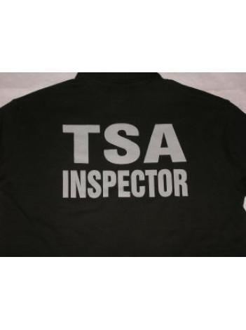 TSA INSPECTOR POLO SHIRT k420