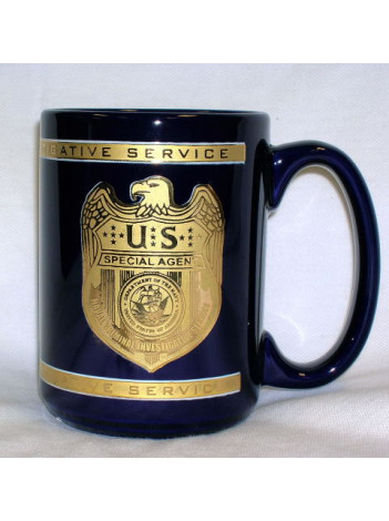 NCIS EXECUTIVE COFFEE MUG , 7034