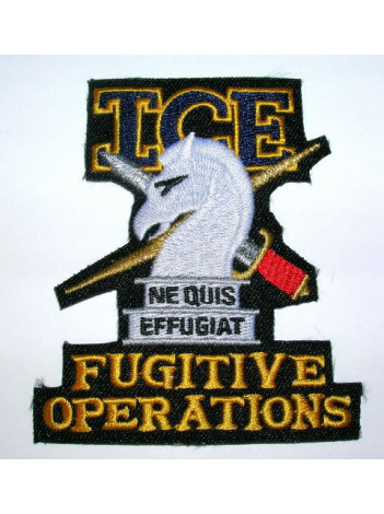 ICE PATCH, FUGITIVE OPERATIONS , 5350