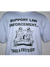 T-SHIRT, TAKE A FED TO BED 6431