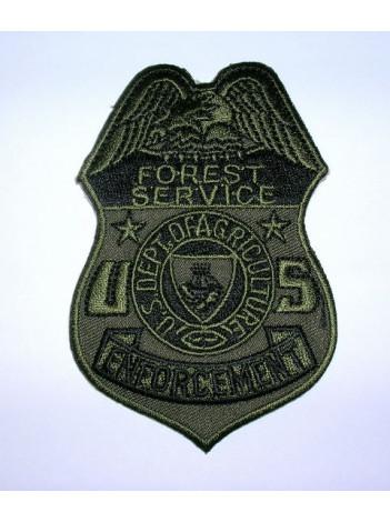 USFS ENFORCEMENT POLO SHIRT  K420, 143701