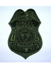 """USFS, BADGE PATCH, SPECIAL AGENT 3 3/4"""""""