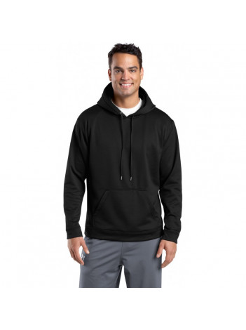 USMS  COTTON HOODED PULLOVER
