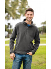 FLEECE 1/4 ZIP PULLOVER WITH AGENCY LOGO, PORT AUTHORITY F218