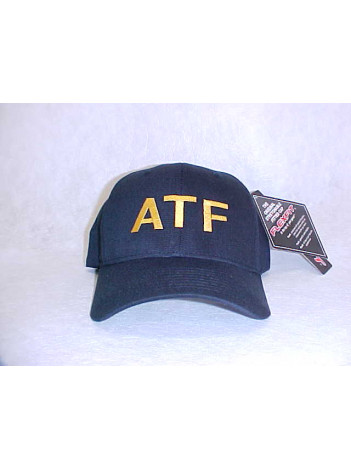 HAT, FLEX-FIT, ATF GOLD LETTERS