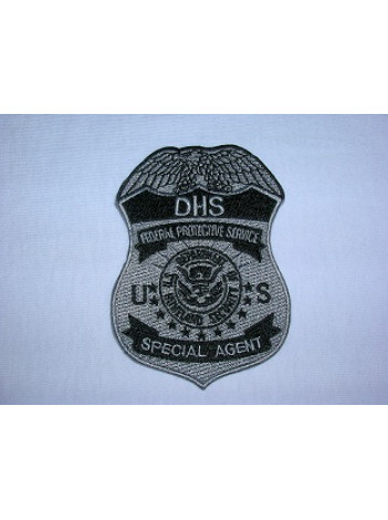 DHS FPS SPECIAL AGENT PATCH