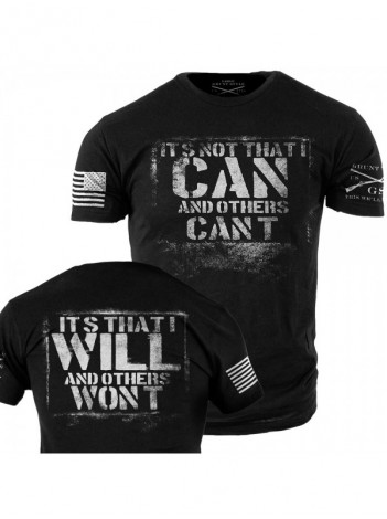 IT'S NOT THAT I CAN T-SHIRT
