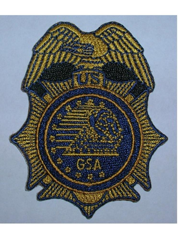 "GSA OIG BADGE PATCH 2 7/8"""