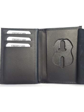 ICE or HSI WALLET STYLE BADGE CASE, 899ICE
