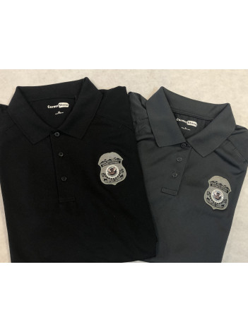 HSI TACTICAL POLO SHIRT , CS410