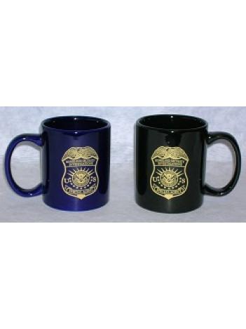 Agency Glassware Coffee Mugs