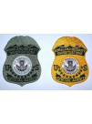 HSI SPECIAL AGENT PATCH UNIFORM STYLE
