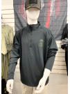 ICE SPORT WICK STRETCH 1/2 ZIP PULLOVER, ST850