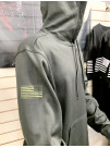 ICE WICKING HOODED PULLOVER F244
