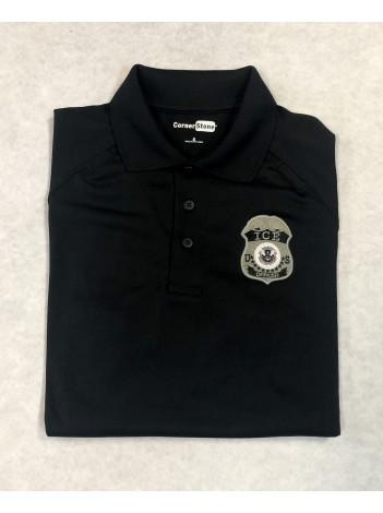 ICE OFFICER TACTICAL POLO SHIRT , CS410