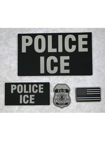 ICE PVC PATCH SET