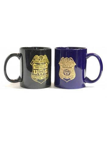 IRS- CI COFFEE MUG