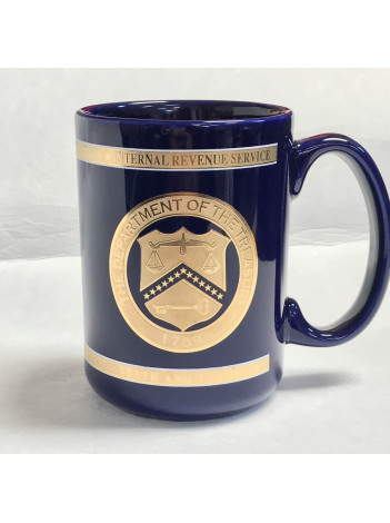 IRS-CI EXECUTIVE COFFEE MUG
