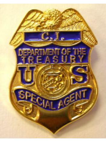 IRS-CI TIE PIN 221563