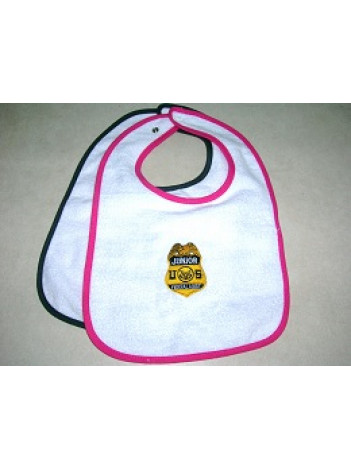 BIB WITH JR FEDERAL AGENT BADGE