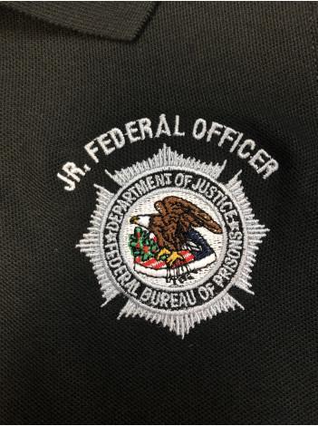 JR BOP OFFICER POLO