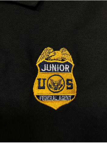JR FEDERAL AGENT POLO