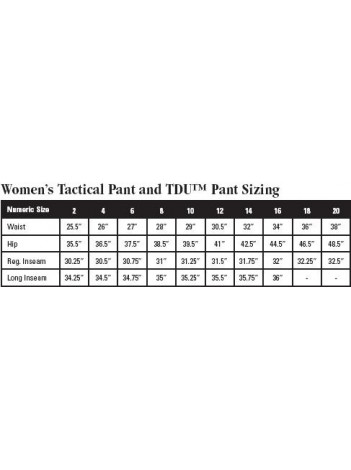5.11 TACLITE PRO PANTS WOMENS 64360