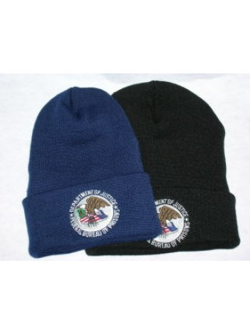 BOP CUFFED KNIT CAP  159370