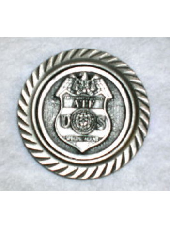 HSI PEWTER MAGNET 4598